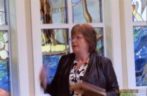Speaker Patricia James-Hasser